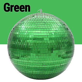 30cm Mirror Disco-ball Stage Light, Rotating Glass Ball Big-party Decorations