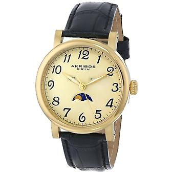 Akribos XXIV Clock Man Ref. AK633YG