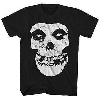 Misfits T-paita virallinen Ghoul Skull Misfits paita