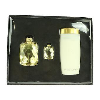 David Yurman Eau De Parfum And Body Lotion 3 Pieces Set New In Box