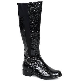 Lunar (GRS) Kizzy II Womens Knee High Boots