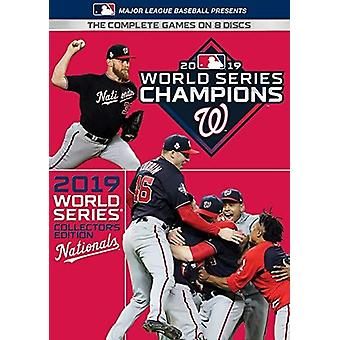 2019 World Series Collector's Edition [DVD] USA import