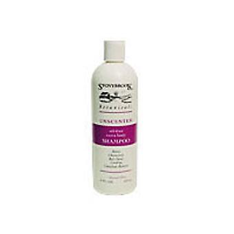 Stony Brook Botanicals Shampoo, Unscented, 16 Oz