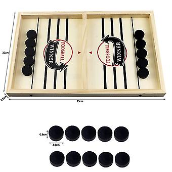 Foosball Jeux Fast Hockey Sling Puck Jeu Paced Sling Puck Gagnant Fun Toys