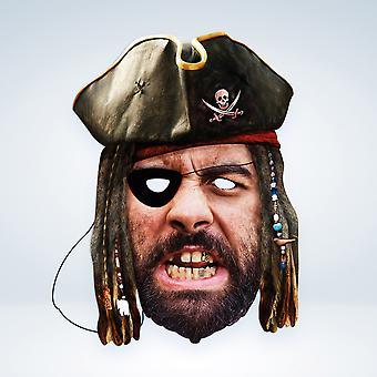 Mask-arade Pirate Party Mask