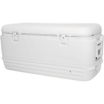IGLOO Polar 120 qt. Hard Cooler - White
