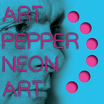 Art Pepper - Neon Art: Volume Two [CD] USA import