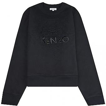 Kenzo Embossed Tiger Sweater
