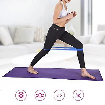Yoga Resistance Gummibänder - Pilates, Sport, Training, Workout Indoor/Outdoor
