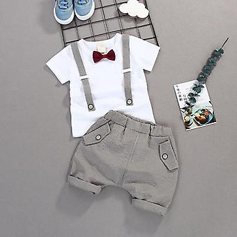 Kid Boys Short, T Shirt + Hose Casual Outfits