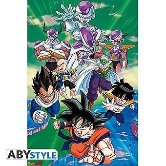 Dragon Ball - Freezer Group Arc Maxi Poster