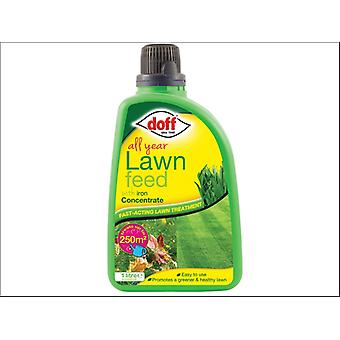 Doff Lawn Feed 1L Concentrate