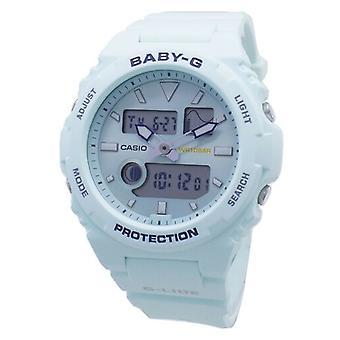 Casio Baby-g G-lide Bax-100-3adr Bax100-3adr Iskunkestävät Naiset's Watch