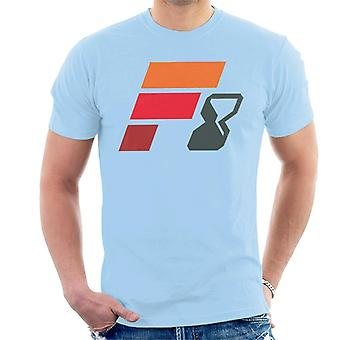 Fast and Furious F8 Abstract Logo Men's T-Shirt