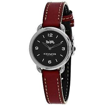 Coach Women's Delancey Black Dial Watch - 14502792