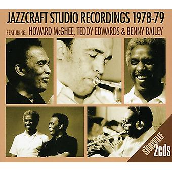 McGhee/Edwards/Bailey - Jazzcraft Studio Recordings [CD] USA import