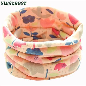 New Autumn Winter Cotton's Scarf Spring Baby Kids Scarf Scarves Child O Ring