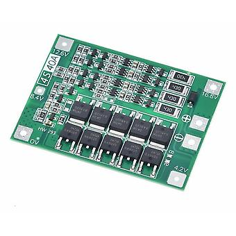 3s/4s, Li-ion Lithium Battery Charger Protection Board