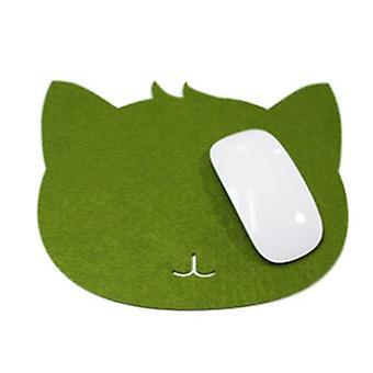 Podložka pod myš, Cat Tvar Obrázok Anti-sklzu Laptop PC Myš Pad / rohož Podložka pod myš