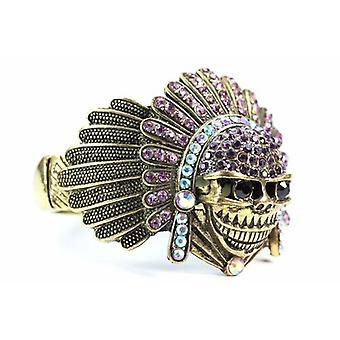 Native Indian Chief Dangle