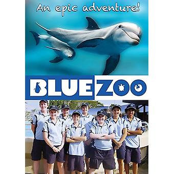 Blue Zoo [DVD] USA import