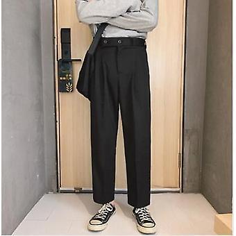 Pantaloni maschili in stile occidentale da uomo Abito Casual Formal Fashion Blazers Pants