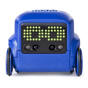 Boxer 6045394 interactive a.i. robot toy (blue) with personality and emotions, for ages 6 blue