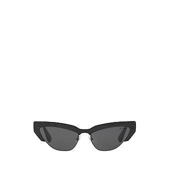 Miu Miu MU 04US black female sunglasses