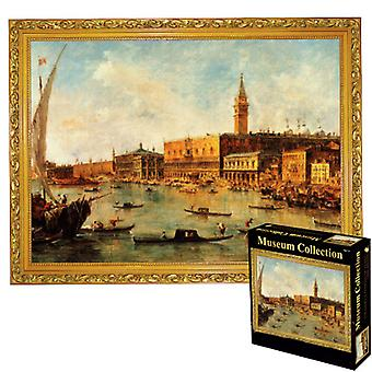 1000 Adult Jigsaw Puzzles For Oil Painting, Creative Decompression Artifact, Large Jigsaw Puzzle Works