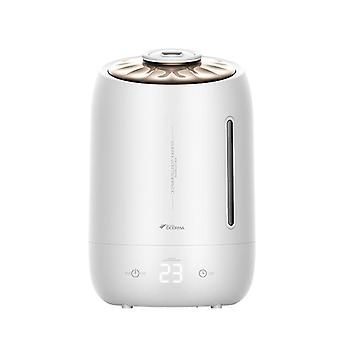 Humidifier Air Purifying- Mist Maker Timing With Touch Screen, Adjustable Fog