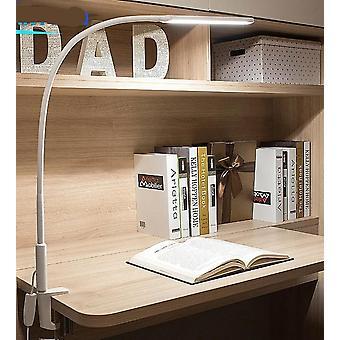 Long Arm Table Lamp Clip Office Desk Lamp