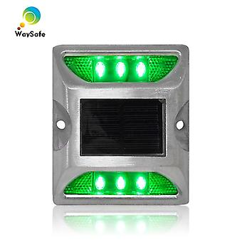 Steady Mode Led Aluminum Housing Ce Approved Garden Light Solar Power Road Stud