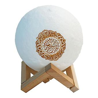 Quran Bluetooth Speakers Colorful Remote Control Small Moonlight