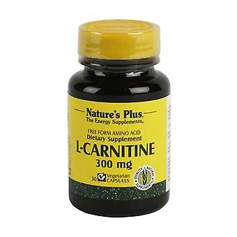 L-Carnitine 30 capsules of 300mg