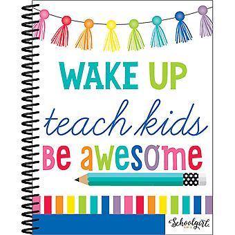 Hello Sunshine Teacher Planner Plan Book