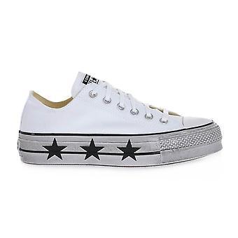 Converse All Star Lift Canvas Ltd 567386C scarpe da donna universali tutto l'anno