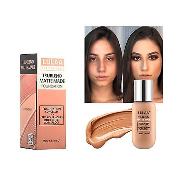 Make-up Foundation Liquid langanhaltende Full Coverage Face Concealer Base