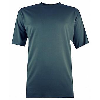 ESPIONAGE Espionage Mens Big Size Plain Cotton Crew Neck T Shirt