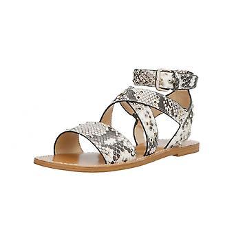 Shoes Guess Sandalo Cevie Ecopelle Python Print Grey Ds21gu15 Fl6cv2pel03