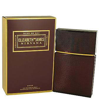 Nirvana Rose Eau De Parfum Spray By Elizabeth And James 3.4 oz Eau De Parfum Spray