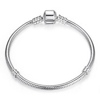 Luxury Sterling Silver Snake Chain