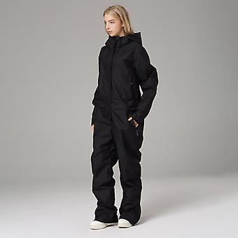 Waterproof Men Skiing Jumpsuits Sport Women Snow Overalls Suits