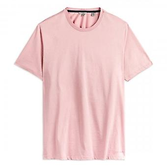 Ted Baker Only Crew Neck T-Shirt Light Pink