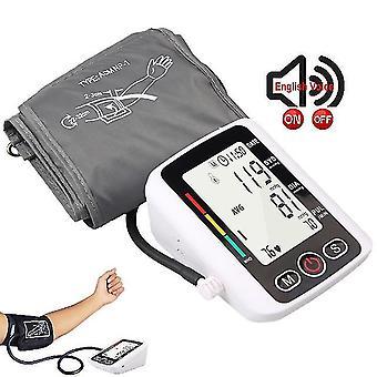 Bärbar 22-32 cm armmanschett digital blodtrycksmätare bärbar enkelrör tonsometer manschett för sfygmomanometer