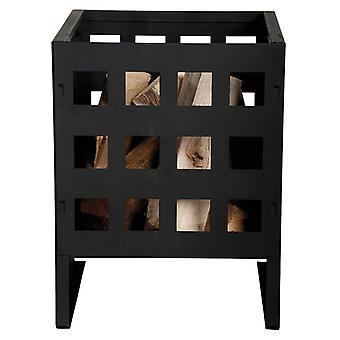 Esschert Design Fire Basket firkantet FF87