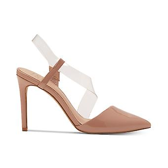 INC International Concepts Womens FLORRIE Pointed Toe Ankle Wrap Classic Pumps