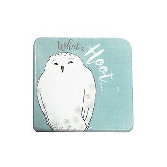Owl Coaster By Heaven envía