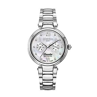 Roamer Analogueic Watch with Swiss Quartz Woman with Stainless Steel Strap 600821-41-29-50