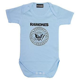 Ramones Baby Girls Seal Sleepsuit