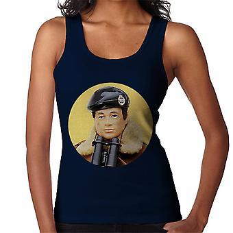 Action Man Vintage Soldier Women's Vest